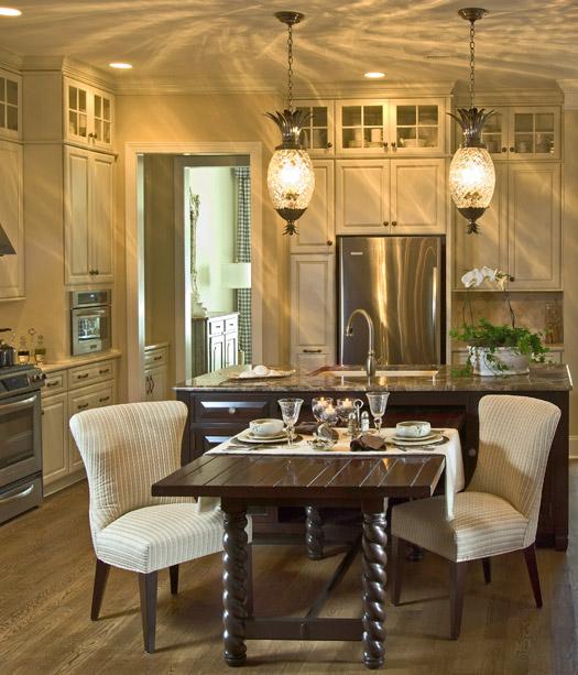Southern Studio, NC Design Online, North Carolina Kitchens, Small Spaces