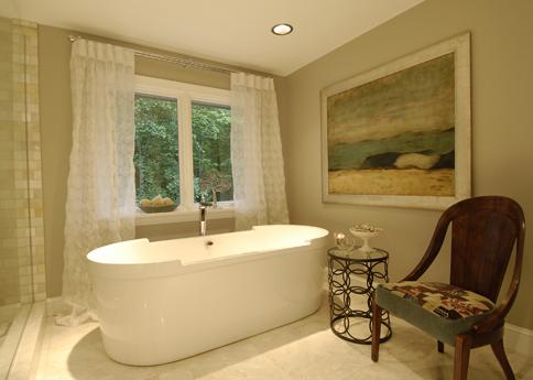 Michael Steiner, Steiner Design Interiors Bathroom Remodel