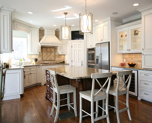 Traditional Kitchen By Pheasant Hill Designs In Charlotte North Carolina