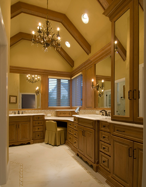 Schelfe Associates Renovation Bathroom North Carolina Design Online