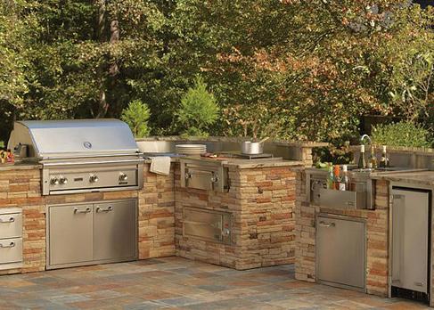 Carolina outdoor kitchen outdoor kitchen design nc design online - Design outdoor kitchen online ...