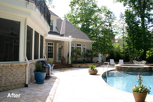 Outdoor Living by Shaw Design Associates Presented by North Carolina Design Online