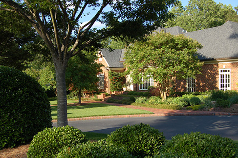 Sears Residential Landscape Presented by North Carolina Design Online