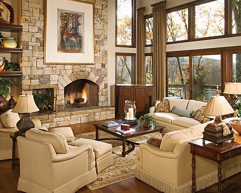Interior Design Comfortable Home