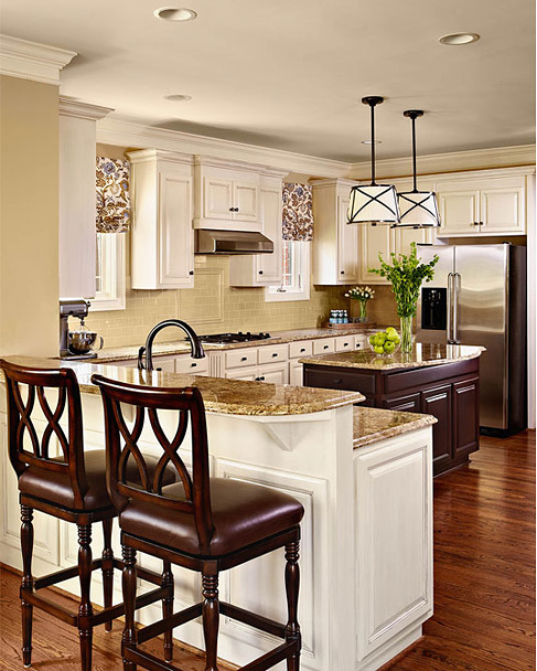 White Kitchen Cabinet Colors: Kitchen Colors With White Cabinets On Pinterest