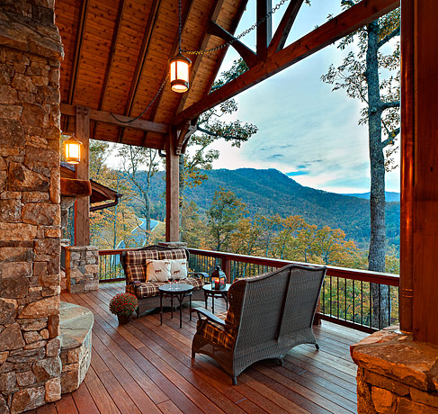 A show tell with a great mountain view nc design online for Mountain view home plans