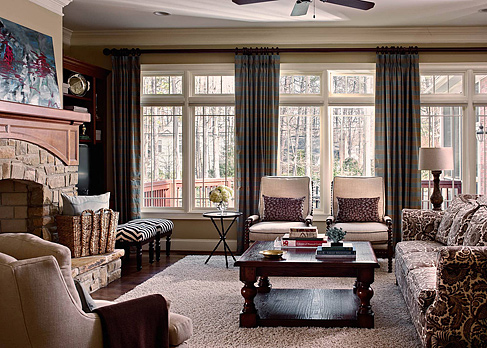 """The """"Average"""" Living Room - Not Hardly! 