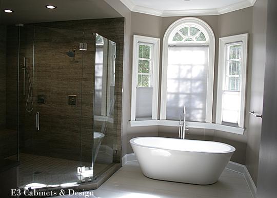We Have A Winner! Readersu0027 Choice Master Bath Contest