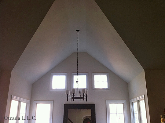 Vaulted Ceiling Vs High Ceiling
