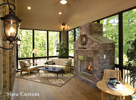 The buzz of remodeling in a recovering economy nc design for Shea custom home plans