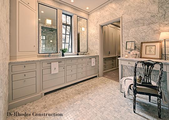 Award winning charlotte master bathroom nc design online for Bathroom design awards 2013
