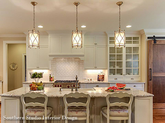 Kitchen Lighting Trend. 2. Use Lighting Thoughtfully Kitchen Trend G