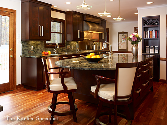 The Kitchen serving up dream kitchens …. now! | nc design online