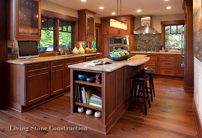 Living Stone Construction : Published in NC Design – BALA Award winning project in ...
