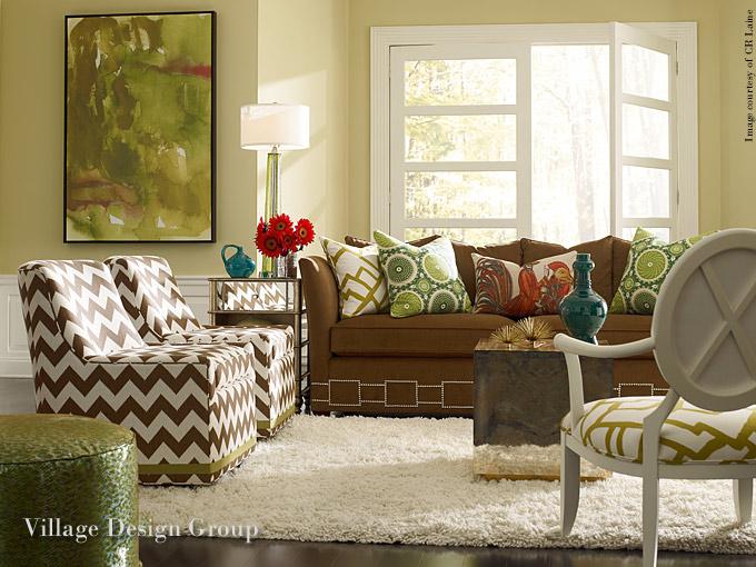 Southern pines nc designer showroom designerfabrics for Village furniture and design