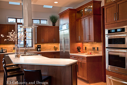 Charlotte Kitchen Designers Using Color In Kitchen Design