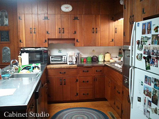 The Original Kitchen Was Cramped And Small With A Peninsula That Separated The Cooking Area From The Dining Area Everything About The Room Was Dated In