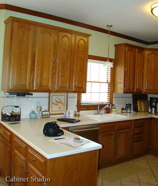 Remodeling A 1980's Kitchen