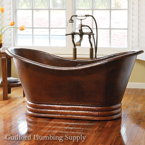 Discovering The Beauty and Artistry of Decorative Plumbing | NC ...