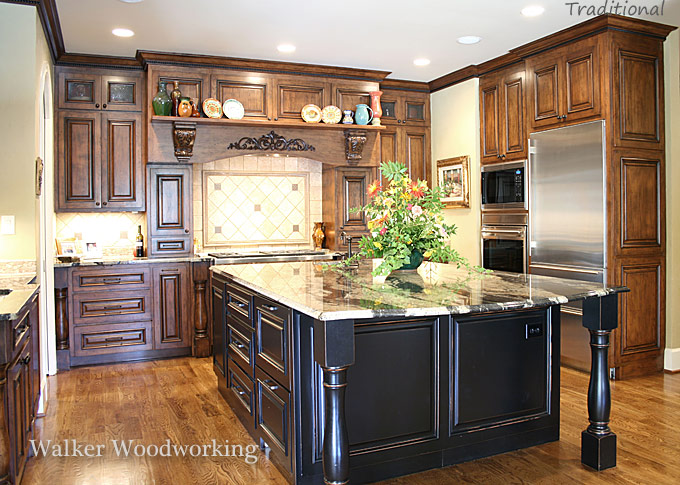 Traditional Kitchen vs Transitional Kitchens  NC Design Online