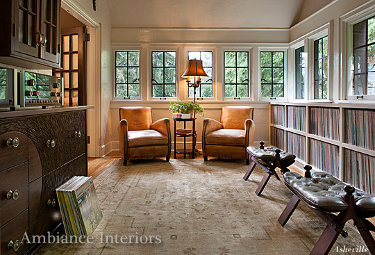 Asheville Interior Designer Creates The Forever Home For Clients In Western Nc And Again In