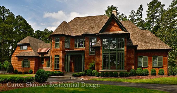 Images Courtesy Of Carter Skinner Residential Design ©