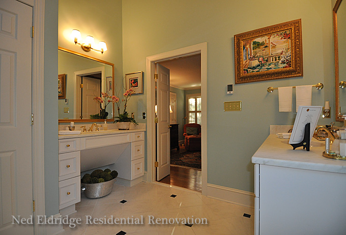 Bathroom Remodel High Point Nc high point remodeler ned eldridge aging in place master bathrooms