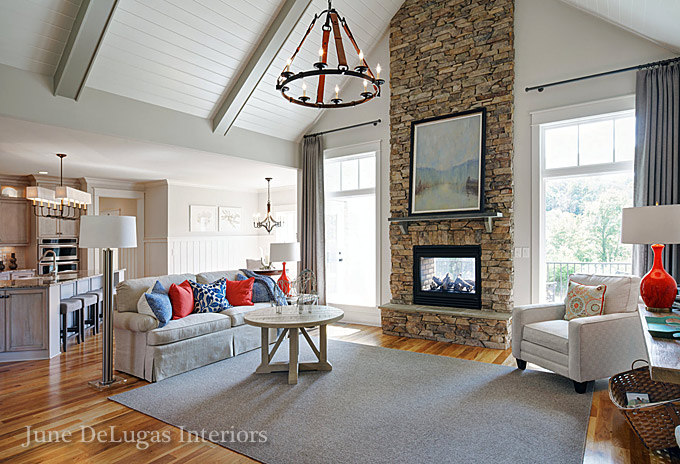 Image Gallery Lake House Interiors