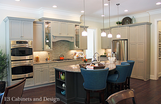 Charlotte Kitchen Designers | E3 Cabinets And Design | NC Design Online