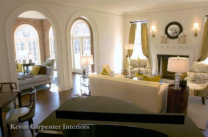 Charlotte interior design kevin carpenter interiors nc - Interior design jobs in charlotte nc ...