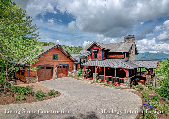 Beautiful Homes By Asheville Builder Design Team Embody A Design