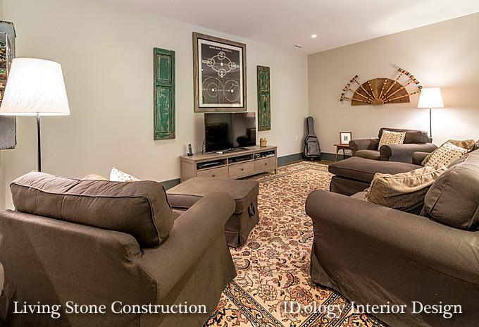 Living Stone Construction : Asheville Builder & Interior Designer Duo Create Beautiful ...