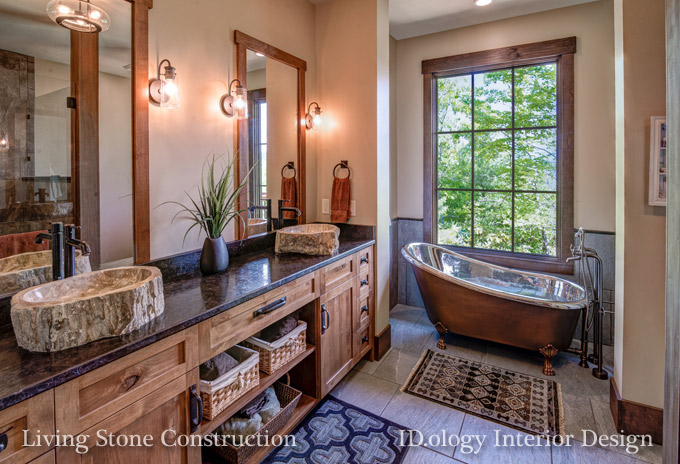 Living Stone Construction : Beautiful Homes By Asheville Builder & Design Team Embody ...