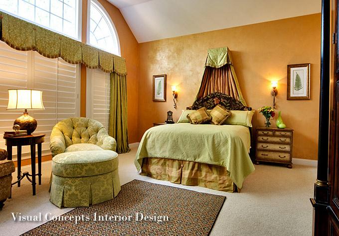 Charlotte interior design visual concepts interior for Colorful concepts interior design