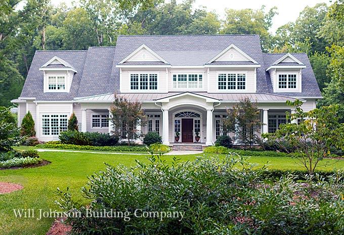 Chapel Hill Custom Home Builders Will Johnson Building Company Nc Design Online