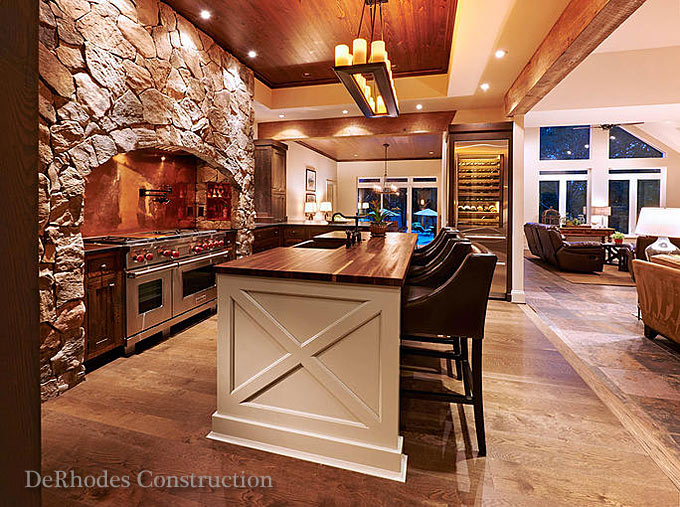 Beau DeRhodes Construction | Kitchen Remodels Renovations | NC Design Online