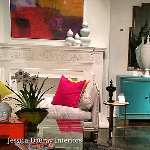 Jessica Dauray Interiors 2017 Fall High Point Furniture Market Nc Design