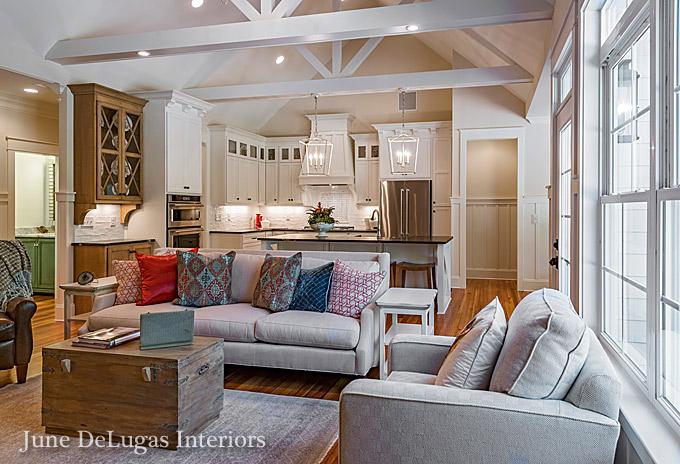 June Delugas Interiors | Platinum Award Parade Of Homes 2015 | NC ...