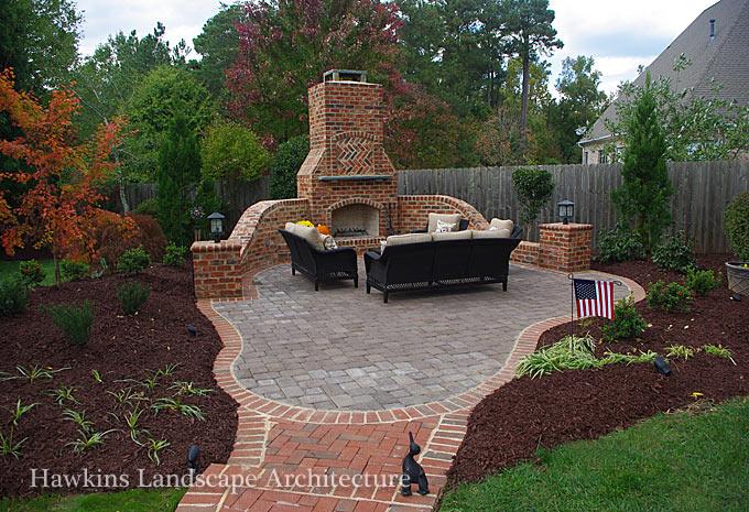Hawkins Landscape Design | Trends In NC Landscape Design | NC Design Online