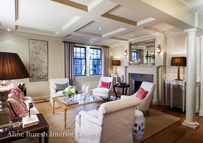Merveilleux Ann Buresh Interior Design | Classic Charlotte Interior Design Punctuated  With Timeless Style | NC Design Online