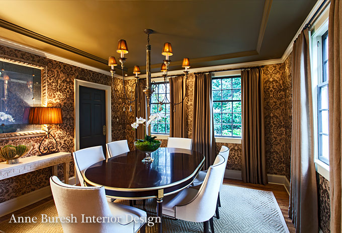 ann buresh interior design classic charlotte interior