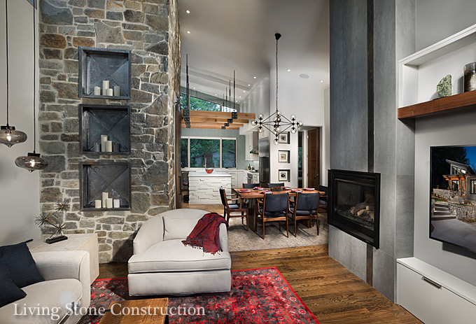 Living Stone Construction : Asheville, Black Mountain Remodelers Living Stone ...