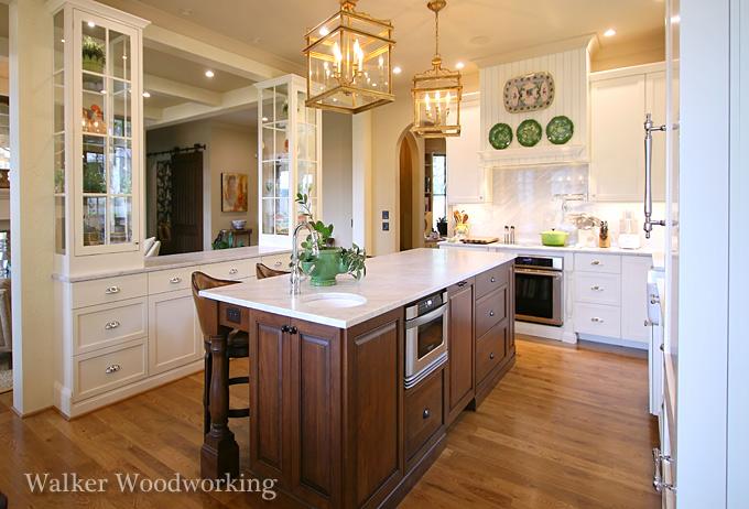 Walker Woodworking | 2016 Kitchen Design Trends | NC Design Online