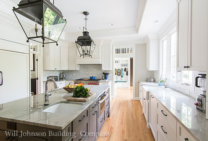 Will Johnson Building Company | Chapel Hill Custom Kitchens | NC Design  Online