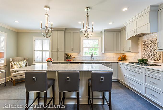 Kitchen And Bath Galleries | Raleigh | Transitional Kitchens | NC Design  Online