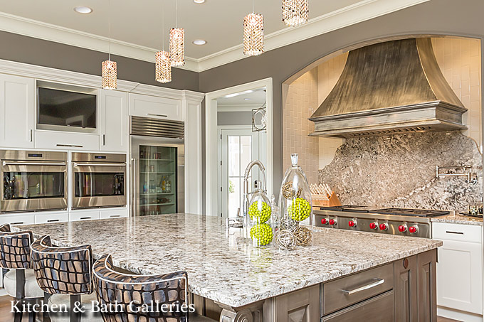 Kitchen And Bath Galleries | Raleigh | Transitional Kitchens | NC ...
