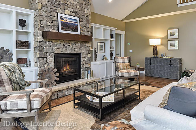 ID.ology Interior Design | Asheville Southern Living Home | NC ...