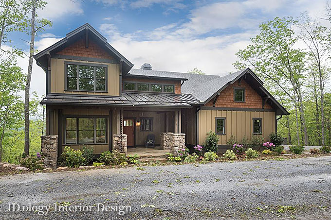 Nc design online blog for North carolina mountain house plans