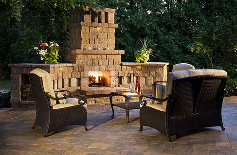 Carolina at Its Finest | Outdoor Living | NC Design Online on Custom Outdoor Living Spaces id=94705